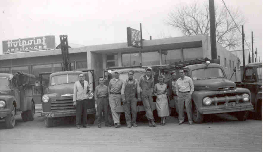 1953 Staff and Fleet